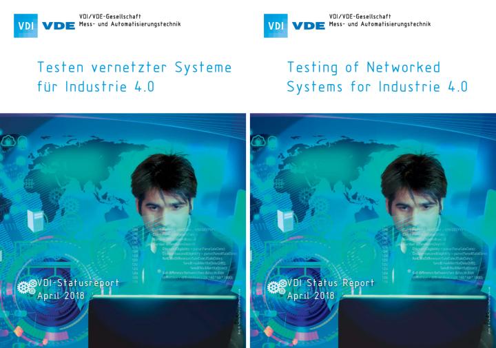 Veröffentlichte Statusreports zum Thema Testen vernetzter Systeme (c)